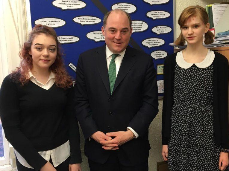 MP Ben Wallace
